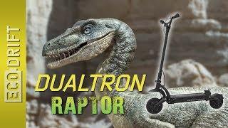 Обзор электросамоката Dualtron Raptor | Review Dualtron Raptor