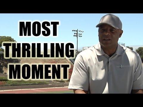 Warren Moon: His most thrilling moment