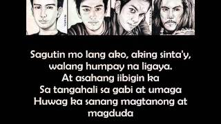Eraserheads - LIGAYA (with lyrics)