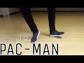 HOW TO: PAC-MAN (Hip-Hop Dance Tutorials)