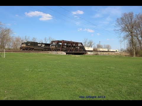 HD NS 203 23 at Boiling Springs,PA with amazing RS3L! 4 23 18