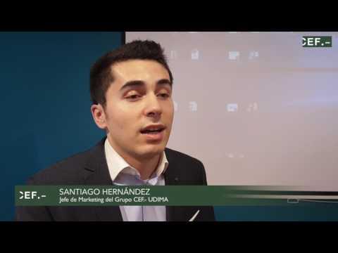 """Santiago Hernández: """"El posicionamiento es clave en Internet"""""""