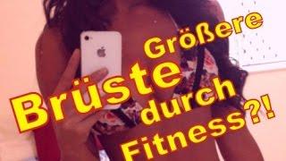 Größere Brüste durch Fitness: Der Trick! | Ladeefid Frauen-Fitness(Gratis Leseprobe