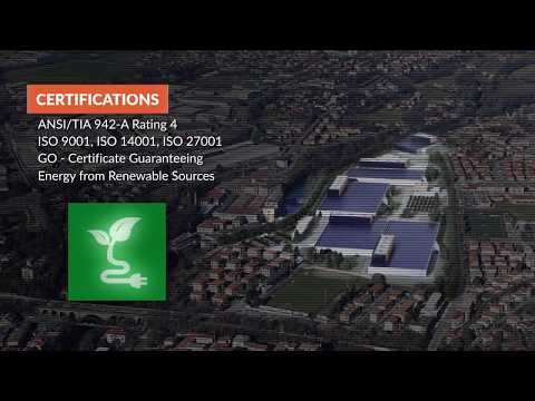 Aruba Global Cloud Data Center - The largest data center campus in Italy