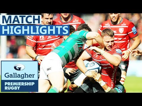 Gloucester 28-19 Newcastle Falcons | Falcons Seal Their Relegation Fate | Gallagher Premiership