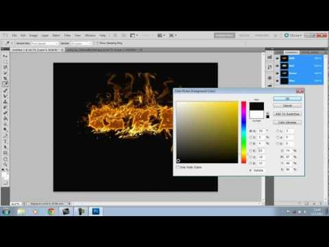 Adobe Photoshop CS6 tutorial: Kako napraviti (kreirati)... | Doovi
