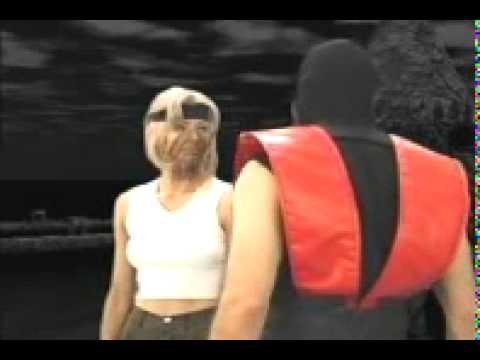Mortal Kombat FOMA: Sonya Blade vs. Ermac part 1