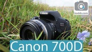 Canon EOS 700D - Обзор Зеркальной Фотокамеры на Kaddr.com(Полный обзор на сайте - http://kaddr.com/?p=34478 Canon EOS 700D - это зеркальная фотокамера начального уровня с отличным 9-точ..., 2013-09-09T14:17:06.000Z)