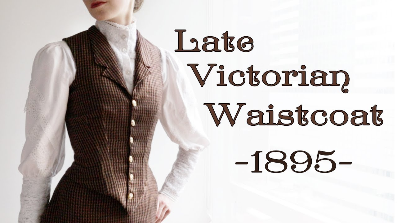 Download Drafting and Making a Late Victorian Waistcoat (1895)