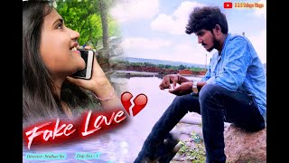 Fake Love || A True Love Story Short Film || SRS  Telugu Vlogs