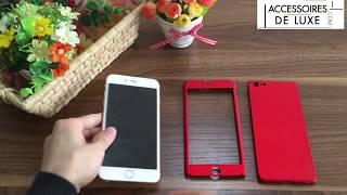 Coque 360° Full iPhone - Accessoires-de-luxe