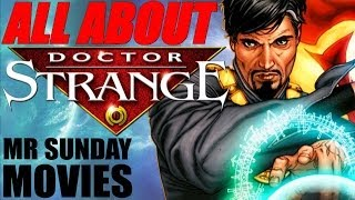 All About DOCTOR STRANGE