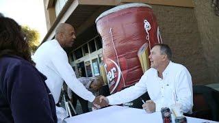 The Legend Dwight Clark in Arizona! (San Francisco 49ers)