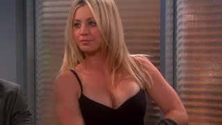 Kaley Cuoco Penny Big Boobs The Big Bang Theory S06E20