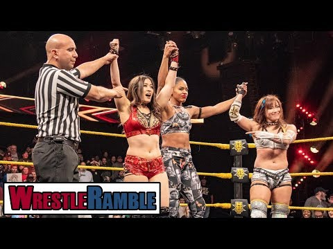 Is Io Shirai The Next NXT Women's Champion?! WWE NXT Feb. 06 2019 Review | WrestleTalk