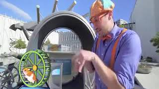 Blippi Explores the Pacific Science Center Educational Videos for Toddlers