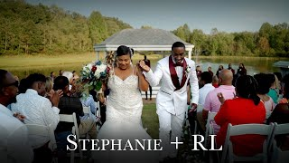 Stephanie and RL have some of the sweetest vows for each other!
