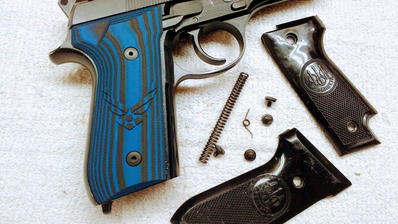 Beretta 92S Upgrades