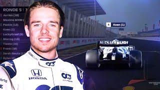 NIEUWE GAME F1 2020 GP Zandvoort met 20 YouTubers