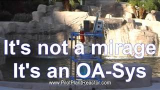 OA-Sys® Glass Chemical Reactor Pilot Plants by SGV Scientific - Visit www.PilotPlantReactor.com