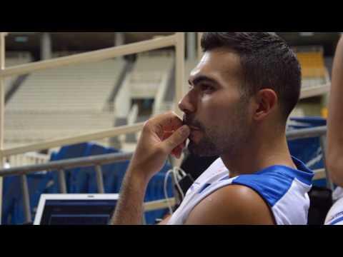Εθνική Ανδρών : Δείτε το video  backstage της επίσημης φωτογράφισης