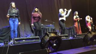 Fifth Harmony - Better Together Cardiff Soundcheck 7/27 tour