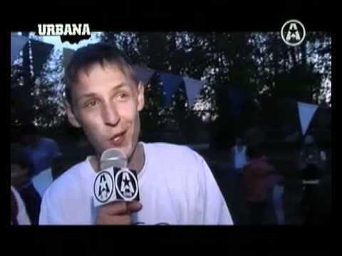 A-ONE (Urbana) Отчёт о фестивале Music Traffic в Мантурово 14.08.10.mp4