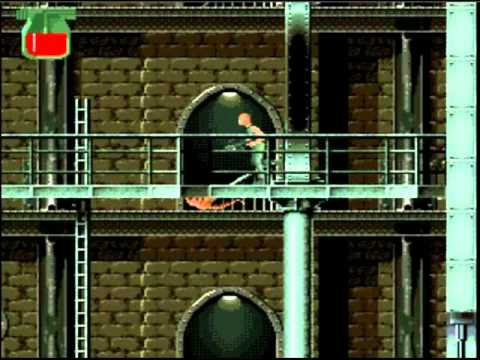 [Test] Alien 3 (Snes)