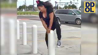 TRY NOT TO LAUGH WATCHING FUNNY FAILS VIDEOS 2021 #76