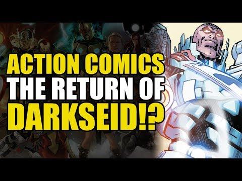 Mr. Oz/The Return of Darkseid!? (Action Comics Rebirth Vol 7: Only Human)
