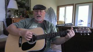 916 - Diana - acoustic cover of Paul Anka with chords and lyrics Mp3