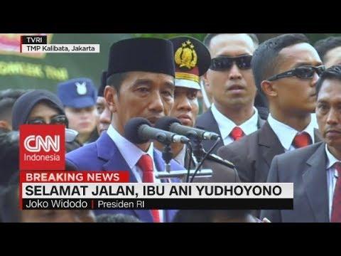 Pembacaan Apel Persada Oleh Presiden Joko Widodo