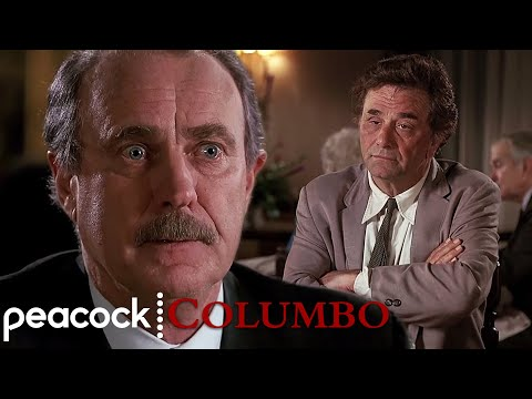Dining With a Killer | Columbo