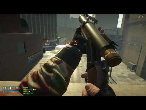 Trash Gameplay | Battlefield Hardline PC |
