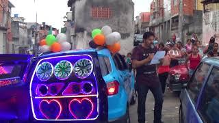 Loucura de amor reconciliação romantica em Itaquera