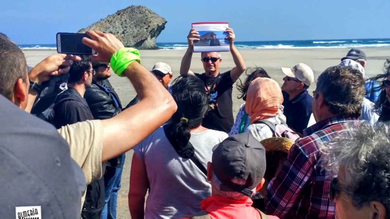 Rutas de cine FILMING ALMERÍA 'Cabo de Gata-Níjar' - YouTube
