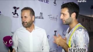 هذا ما دار بين وسام صليبا ووالده غسان صليبا !