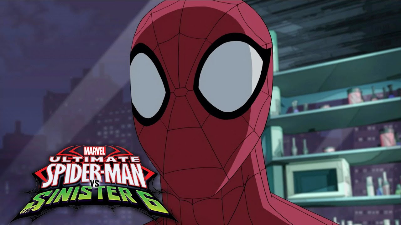 ultimate spider man season 1 ep 26