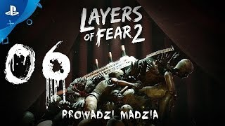 [PS4] Layers of Fear 2 #06 -  Zwiedzamy dom?