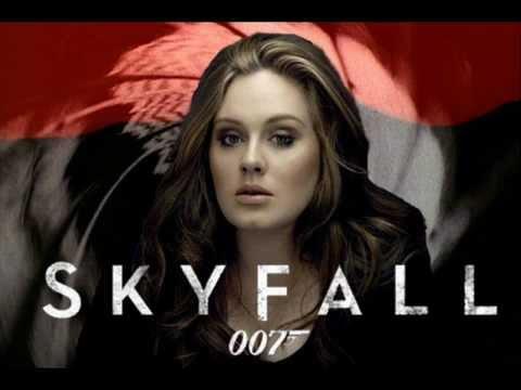 Sky fall 007 Reggae Version Adele 0001