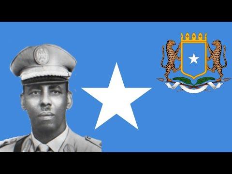 National Anthem of the Somali Democratic Republic (1969-1991)