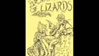 the Brotherhood of Lizards - April Moon