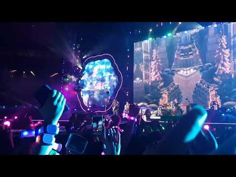 Up&Up  Coldplay  @Estadio Único De La Plata  Ultima Canción FinalDeGira AHFOD