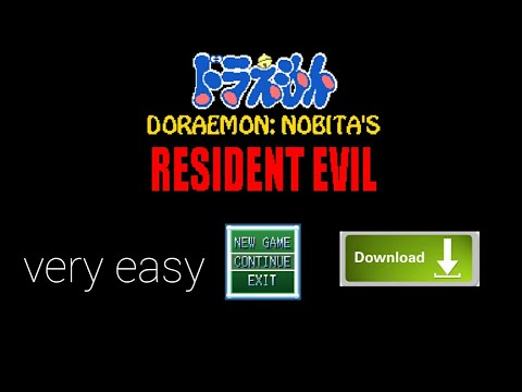 How to download nobita's resident evil (pc game in android with no lag) very easy 👍👍 thumbnail