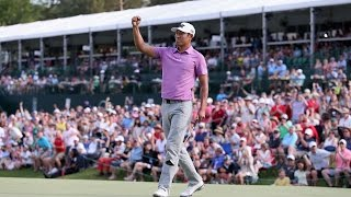 Morning Drive: James Hahn wins Wells Fargo Championship in Playoff 5/9/16 | Golf Channel