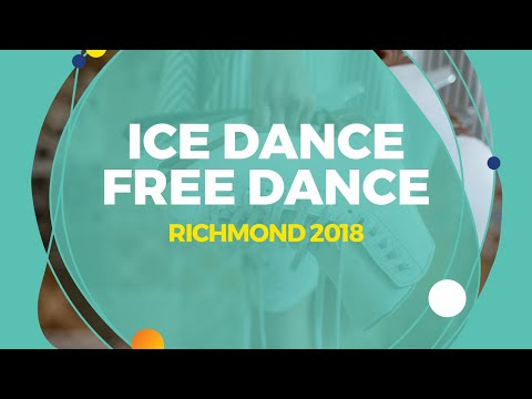 Lajoie Marjorie / Lagha Zachary (CAN) | Ice Dance Free Dance | Richmond 2018