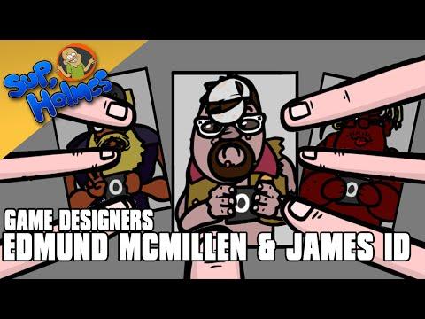 Edmund McMillen & James Id (Fingered) - Sup, Holmes? Ep 158