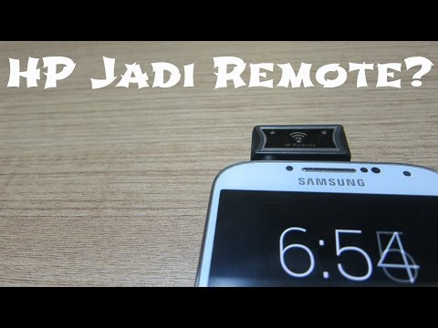 HP Jadi Remote? Wireless Infrared Blaster Unboxing Indonesia