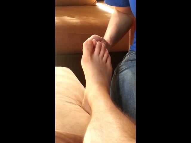 Julie Connor UAH NUR 500 Diabetic Foot Exam
