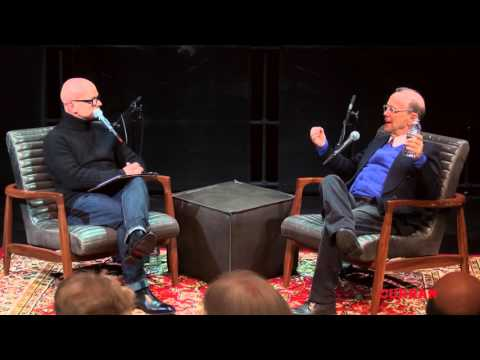 Joel Grey: Drawing Back the Curtain (Full Interview): Part I
